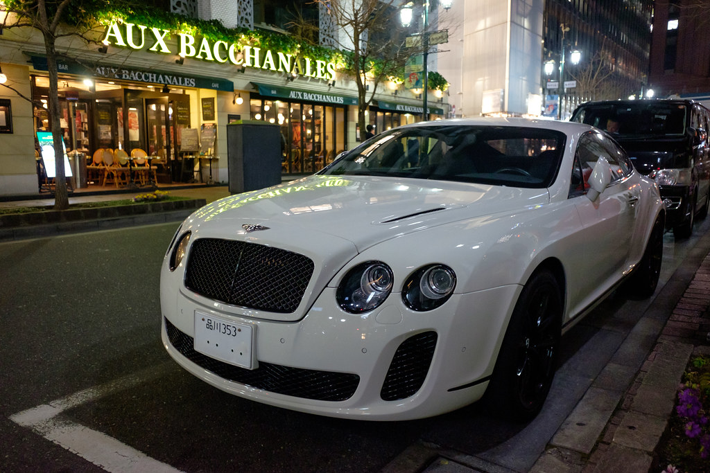 BENTLEY CONTINENTAL GT 2019/02/25 X7001641