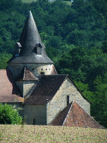 20090531 149 1110 Jakobus Sauvelade Klosterkirche Wald