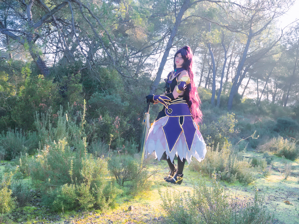 related image - Shooting Date A Live - Tohka - Enonna Cosplay - Vitrolles -2018-12-29- P1466022