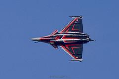 Dassault Rafale C / Armée de l'air | RAFALE SOLO DISPLAY / 4-GI