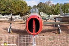 BA08-FU-31---52-7178---Belgian-Air-Force---Republic-F-84F-Thunderstreak---Savigny-les-Beaune---181011---Steven-Gray---IMG_5245-watermarked