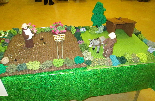Knitted Garden