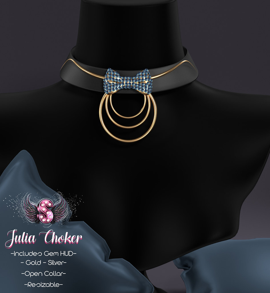 .::Supernatural::. Julia Choker @ ROMP