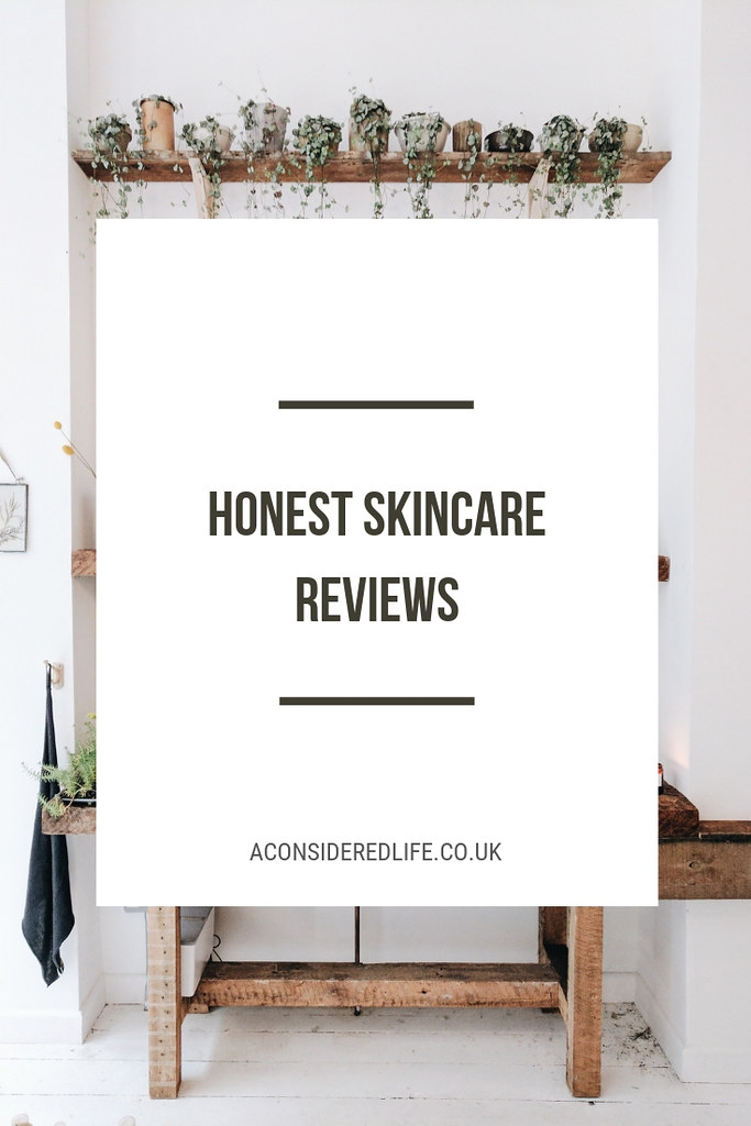 An Honest Skincare Routine