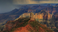Point Imperial, North Rim Grand Canyon - (Aug 2013)