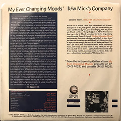 THE STYLE COUNCIL:MY EVER CHANGING MOODS(JACKET B)