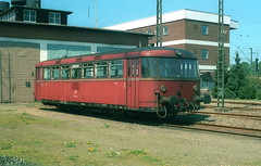 * Negative  von  JTR  Schienenbusse / Bahndienst