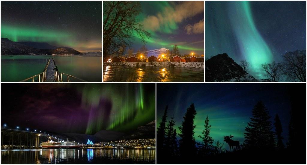 Zorza Tromso