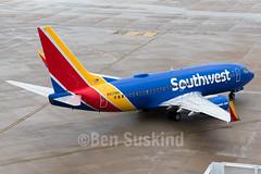 N457WN - Boeing 737-7H4