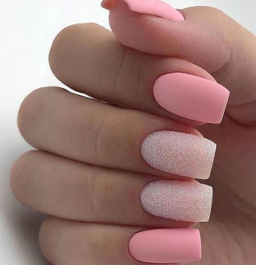 FRENCH MANICURE DESIGNS PICTURE 2019 NEW