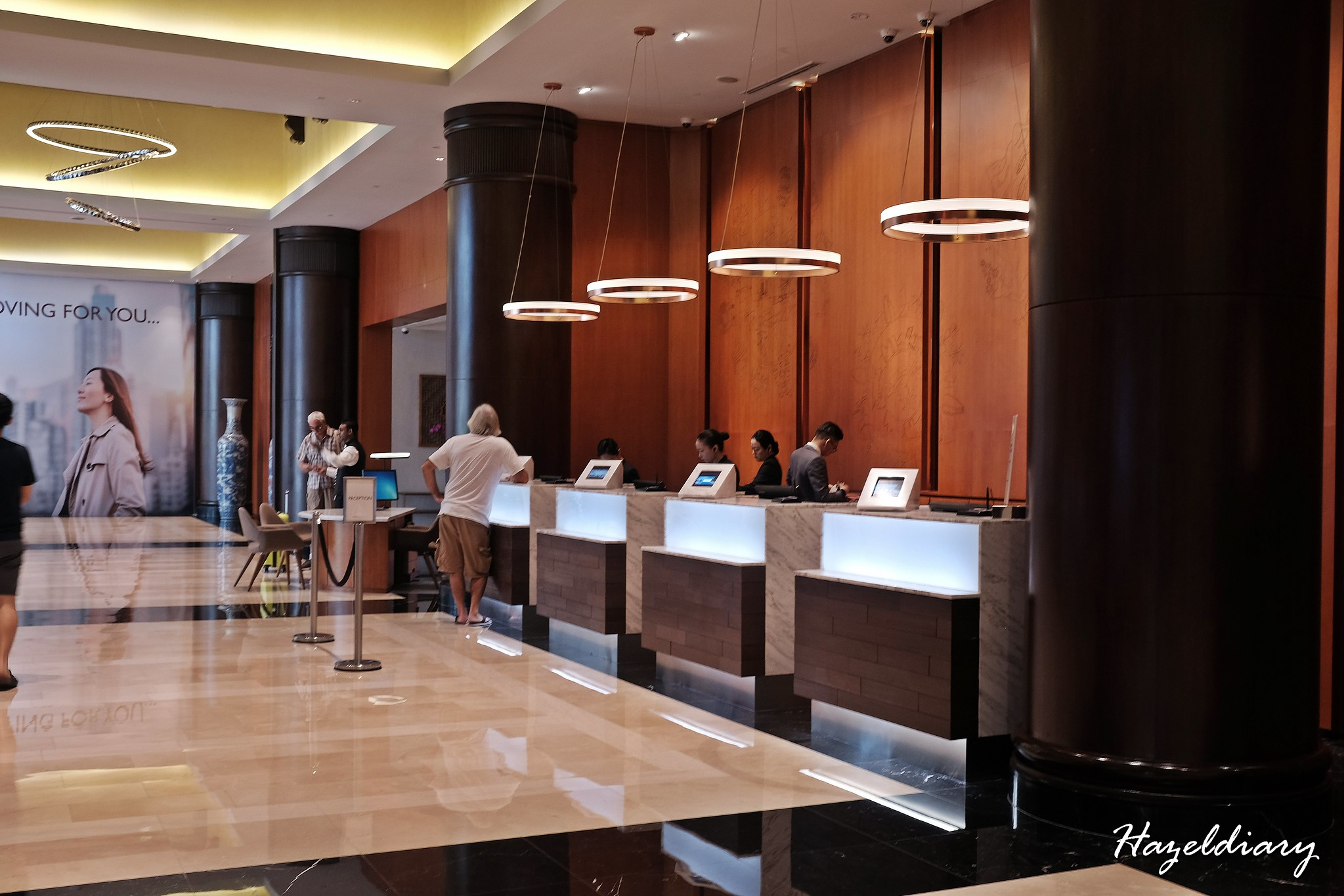 Swissotel Merchant Court-Lobby
