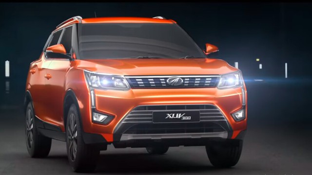 Mahindra's New XUV300 Live Launch Link