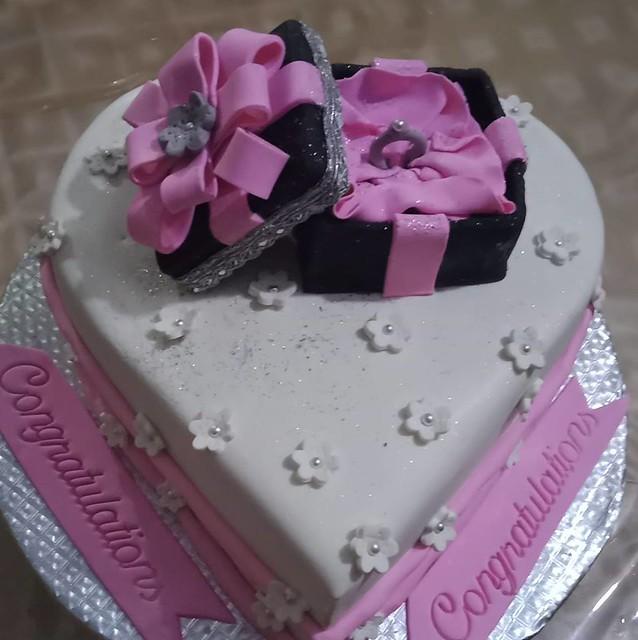 Cake by Shazia Nadeem Burney