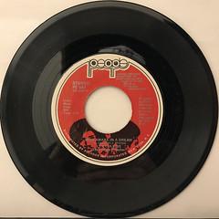 LYN COLINS(THE FEMALE PREACHER):ROCK ME AGAIN & AGAIN & AGAIN & AGAIN & AGAIN & AGAIN(6 TIMES)(RECORD SIDE-B)