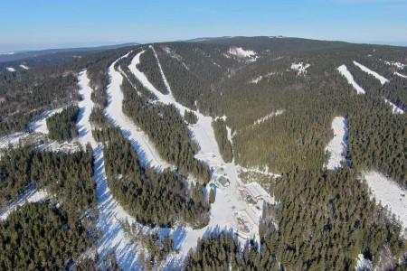 Tipy SNOW tour: Říčky – jaro klepe na dveře, ale sněhu dost