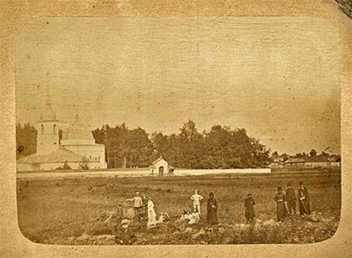 Церковь Успения Божией Матери. 1879