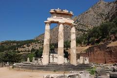 Grecia. Delfos. Santuario de Atenea Pronaia (13)