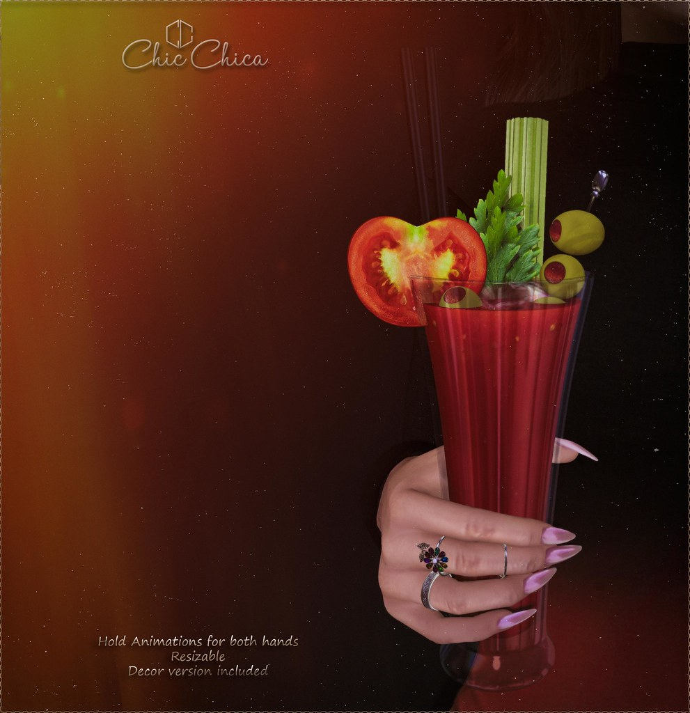 Bloody Mary by ChicChica @ Cosmopolitan