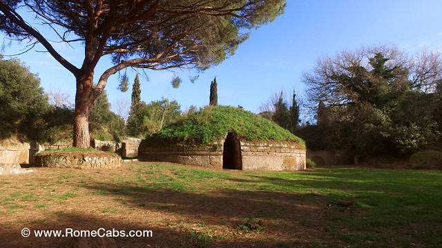 7 Amazing Places to visit on your Etruscan Tours - with RomeCabs