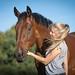 Pferde-Fotoshooting in Hennef Sieg