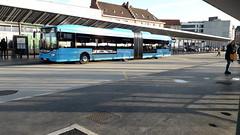 Iveco Bus Urbanway 18 GNV BHNS n°750