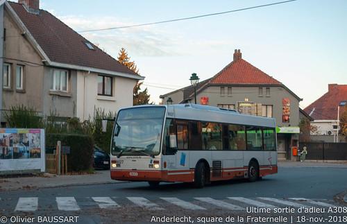 STIB 8027 - Ligne 75