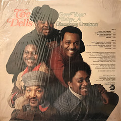 THE DELLS:GIVE YOUR BABY A STANDING OVATION(JACKET B)