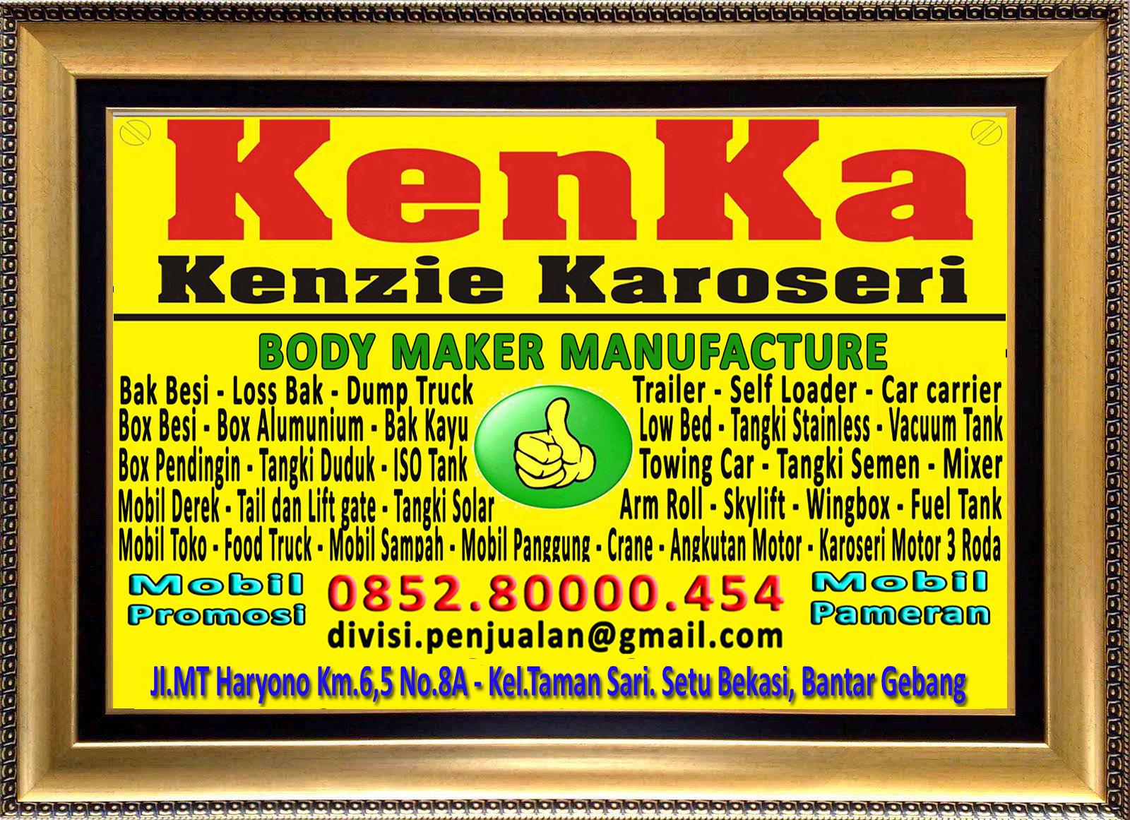 Karoseri Mobil & Truck KenKa - Thamrin Saja