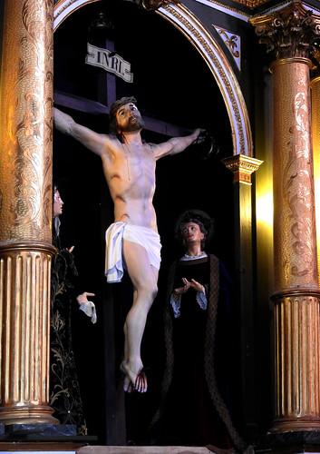Navarro_Interior de Iglesia San Lorenzo Mártir.01