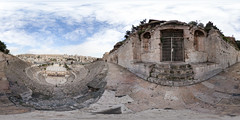 Amman Roman Theater - 360 panorama