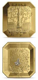 Paris Mint Jewelry Coins