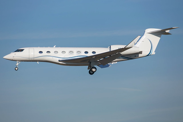 Gulfstream G-650 VQ-BCT, Canon EOS 6D, Canon EF 100-400mm f/4.5-5.6L IS II USM