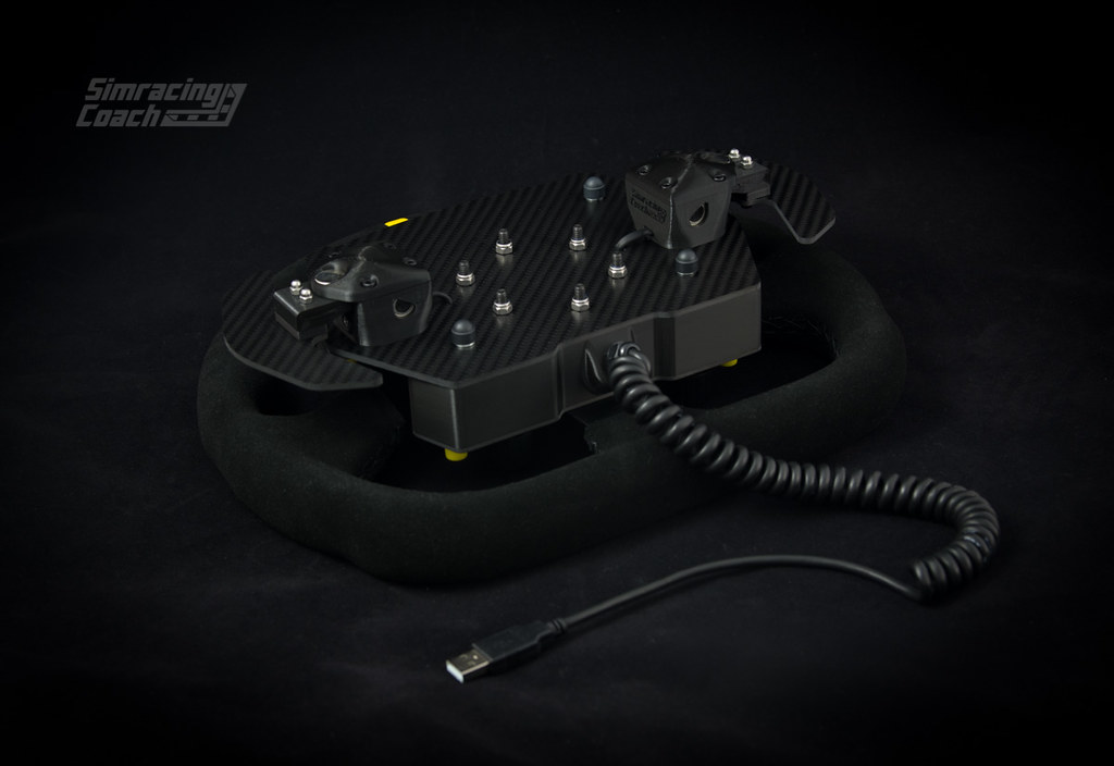 Sim Racing Coach GT1 Pro Wheel 1