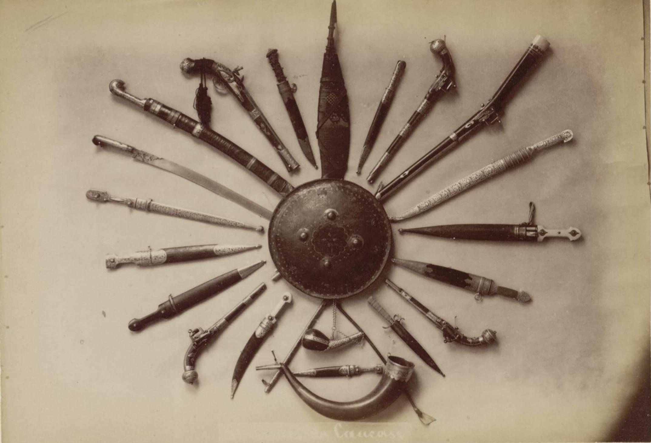 31. Кавказское оружие