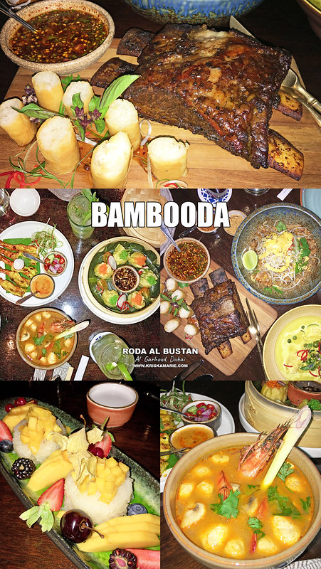Bambooda - Roda Al Bustan