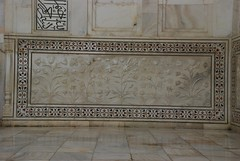 India. Agra. Taj Mahal