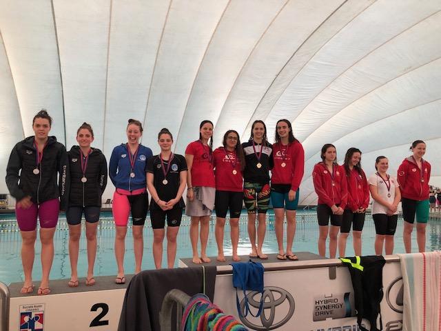 Nuoto: Campionati Ticinesi Invernali 2019 Chiasso 15/16.2.19