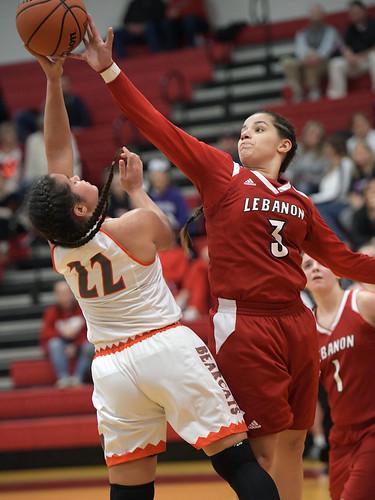 Virginia High vs Lebanon Basketball
