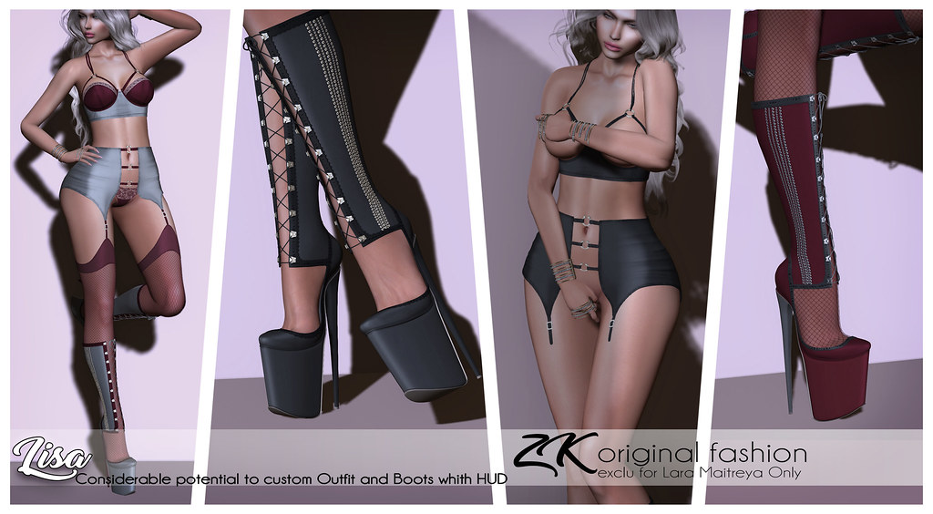 -:zk:- Lisa BIG FATPACK@FETISH FAIR EVENT