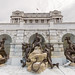 Neptune Fountain in front of the Library of Congress