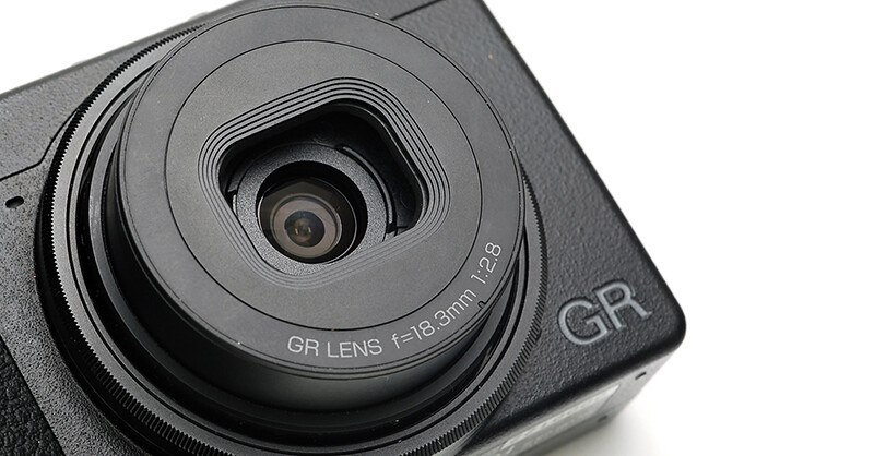 RICOH GR III photos