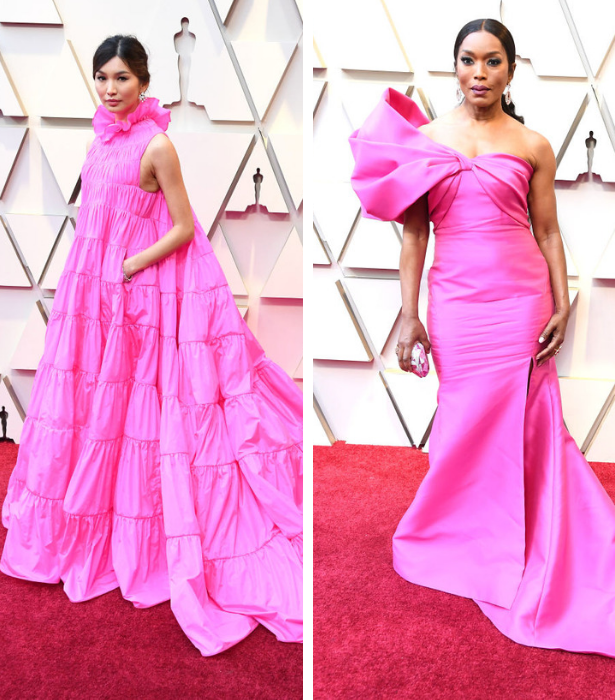 Oscars 2019 Pretty in Pink 2