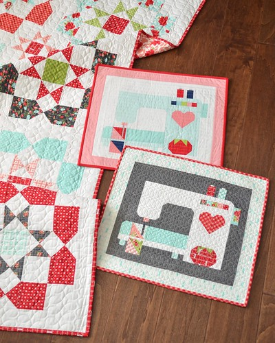 Stitched with Love minis