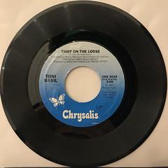 TONI BASIL:MICKEY(RECORD SIDE-B)