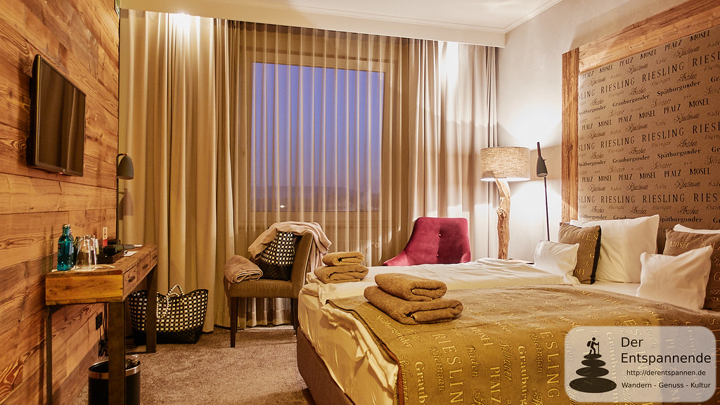 Zimmer im Nägler's Fine Lounge Hotel