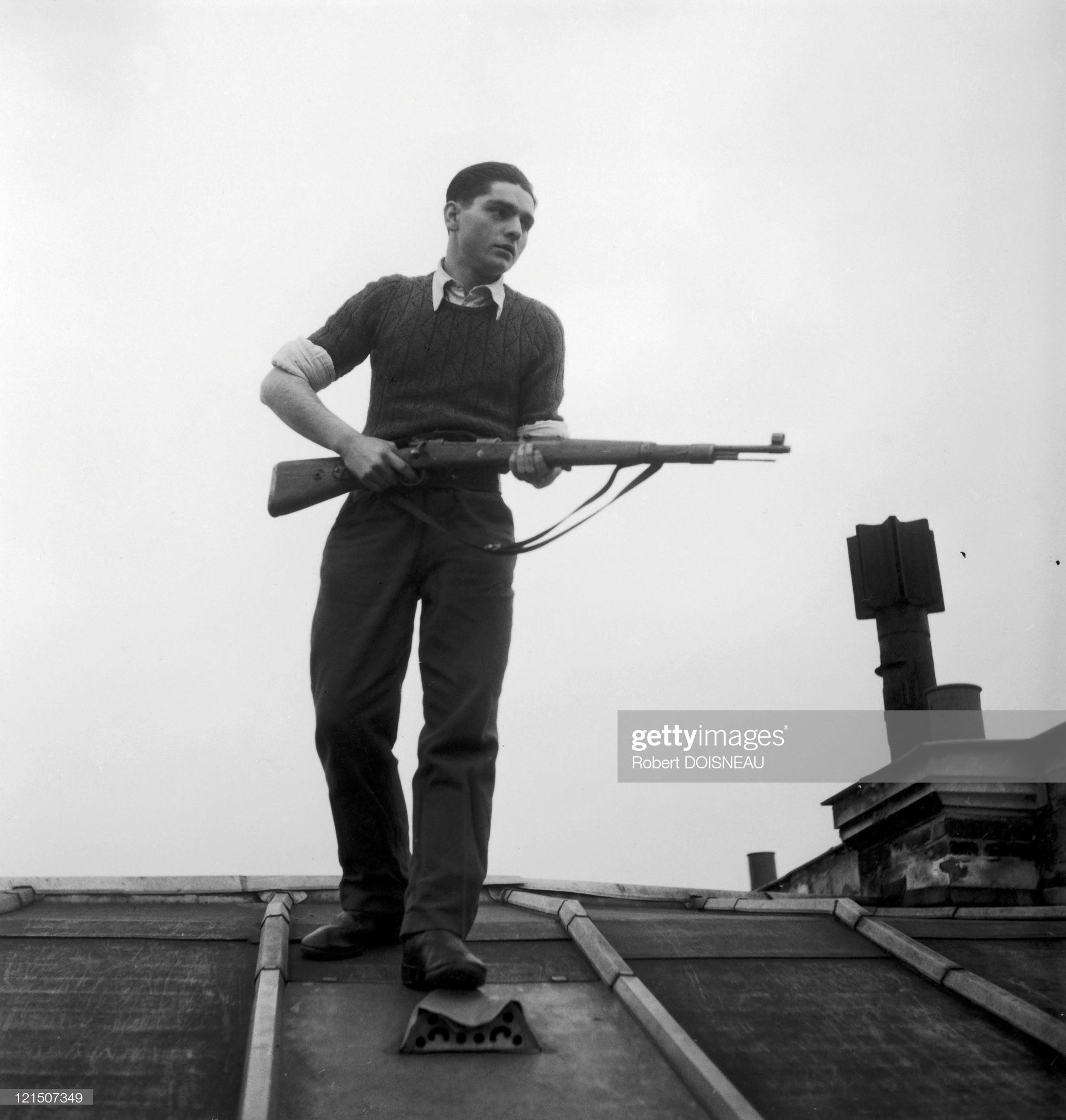 1944. Сопротивление