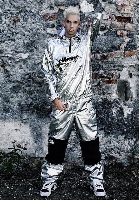 Photo:Timo Kohlenberg, Silver Supreme Outfit By vanes_hud