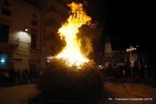 Falï in piazza Moro