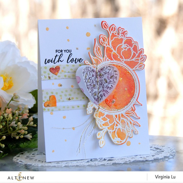 Altenew-BookClubStampDie-Virginia#1