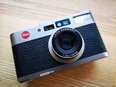 Leica CM - 35mm film camera (1)